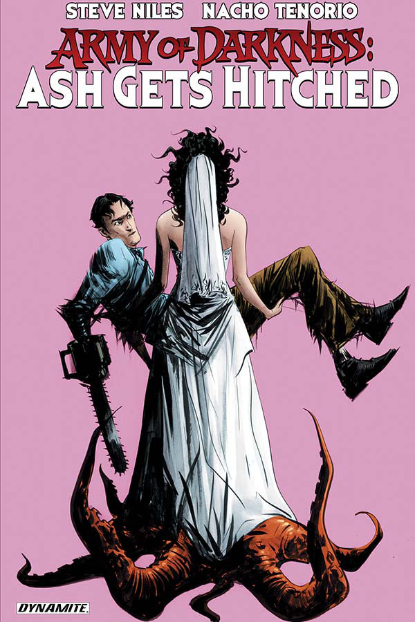 ARMY OF DARKNESS ASH GETS HITCHED TP (C: 0-1-2)