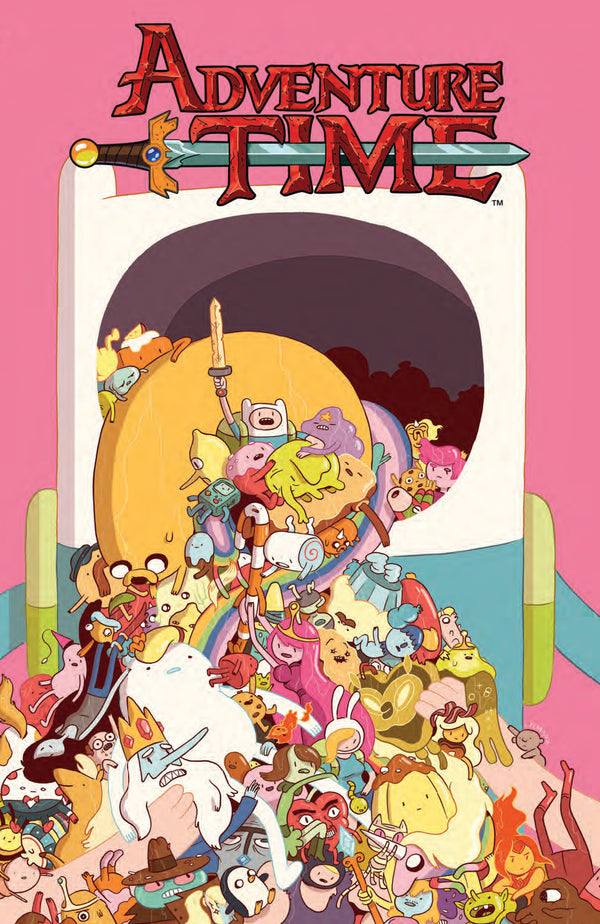 ADVENTURE TIME TP VOL 06 (C: 1-0-0)