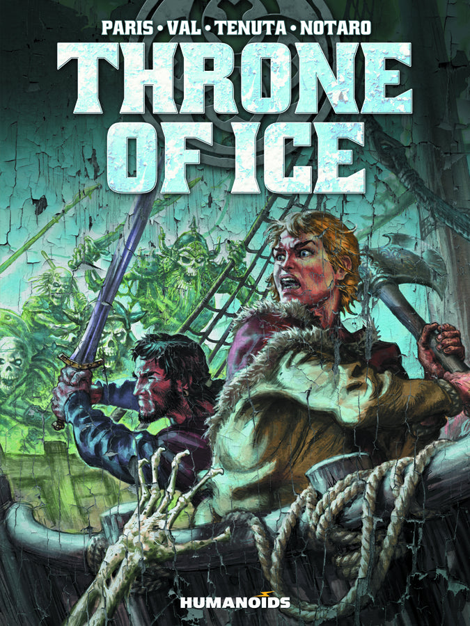 THRONE OF ICE HC (MR) (C: 0-0-1)
