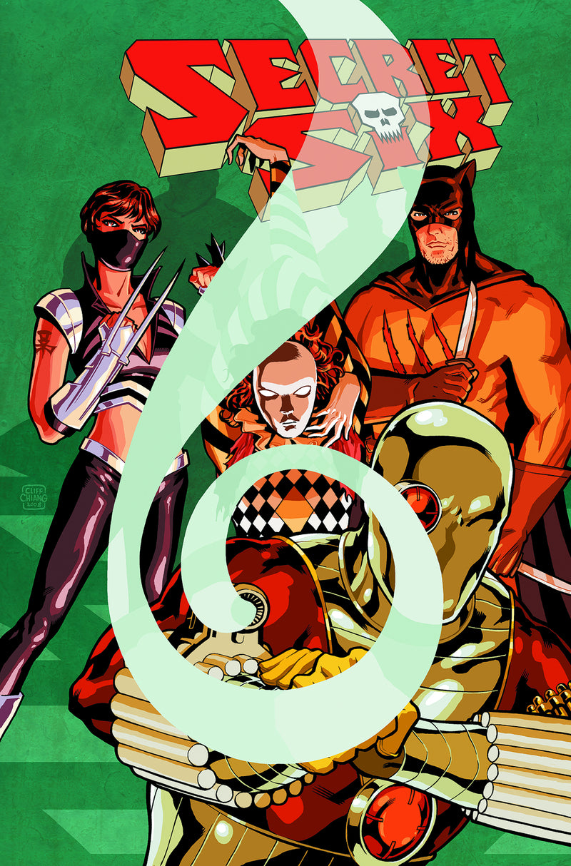 SECRET SIX TP VOL 02