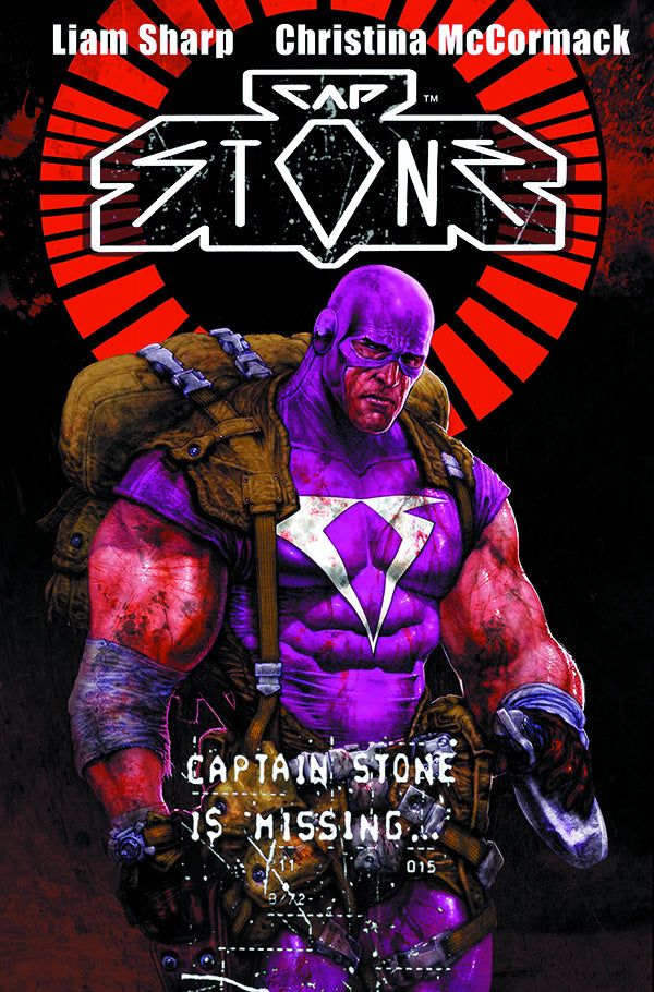 CAPTAIN STONE VOL 1 HC