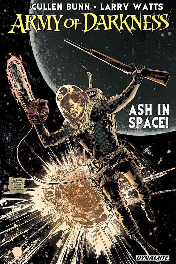ARMY OF DARKNESS ASH IN SPACE TP (C: 0-1-2)