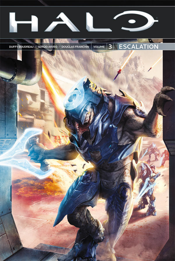 HALO ESCALATION TP VOL 03