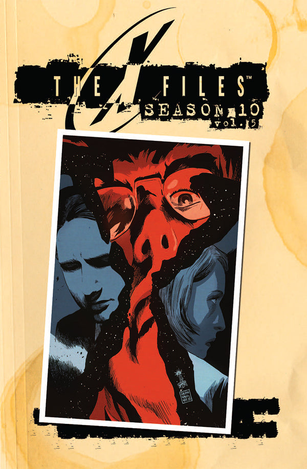 X-FILES SEASON 10 HC VOL 05