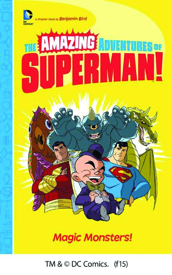 AMAZING ADV OF SUPERMAN YR PB MAGIC MONSTERS (C: 0-1-0)