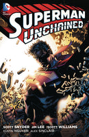 SUPERMAN UNCHAINED TP (RES)