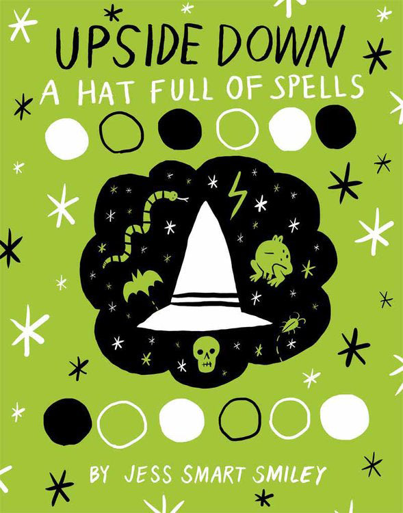UPSIDE DOWN GN A HAT FULL OF SPELLS