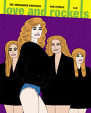 LOVE AND ROCKETS NEW STORIES TP VOL 08 (C: 0-1-2)