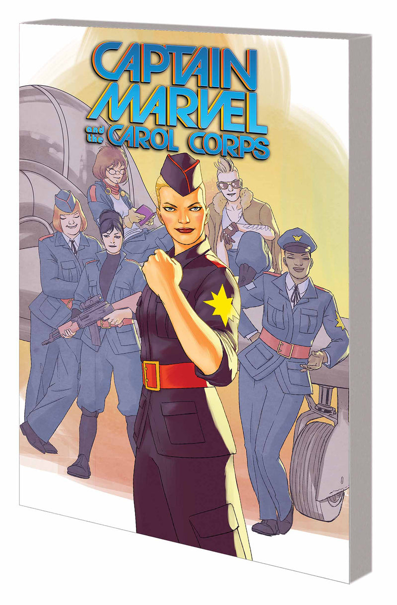 CAPTAIN MARVEL AND CAROL CORPS TP