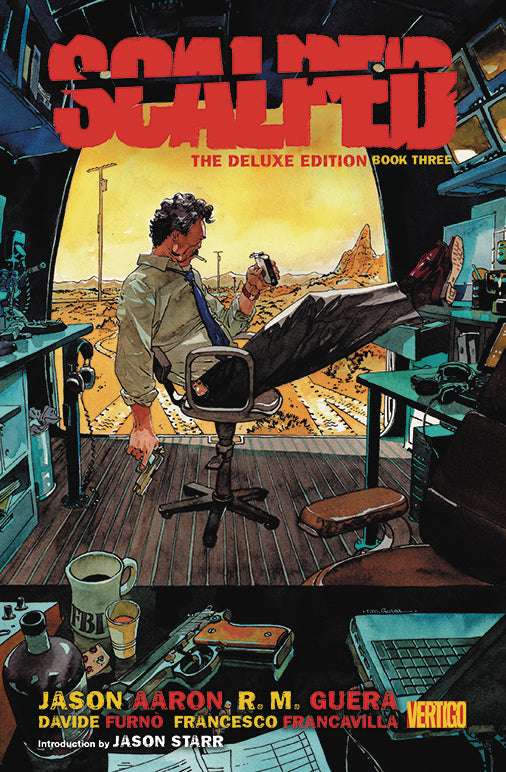 SCALPED HC BOOK 03 DELUXE EDITION