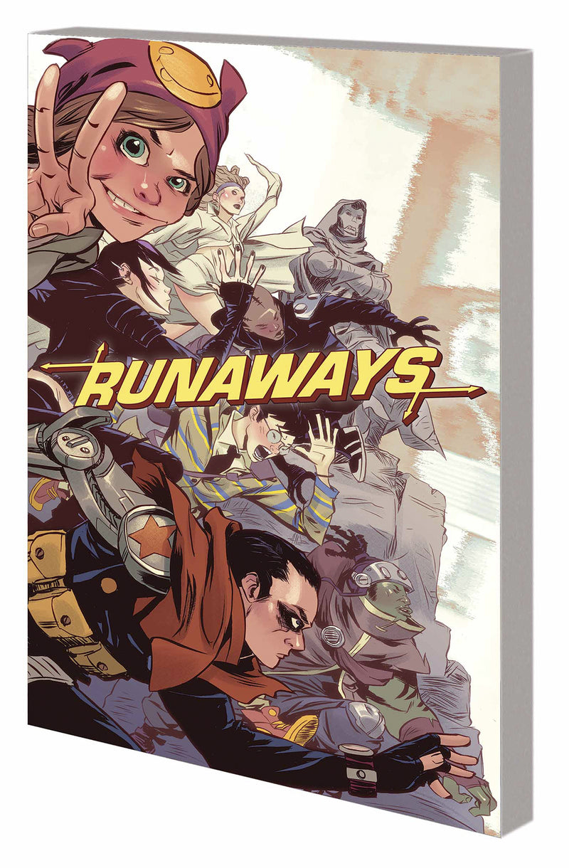 RUNAWAYS BATTLEWORLD TP