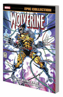 WOLVERINE EPIC COLLECTION TP DYING GAME