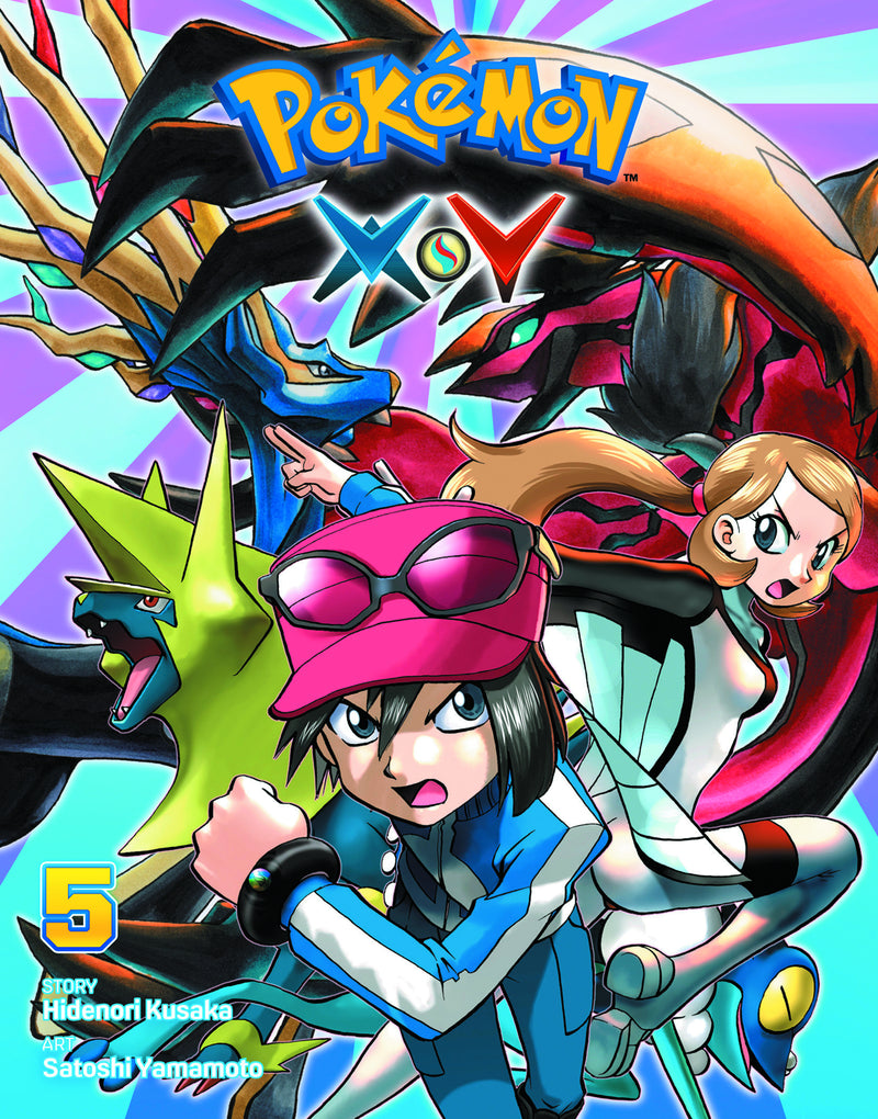 POKEMON XY GN VOL 05 (C: 1-0-1)