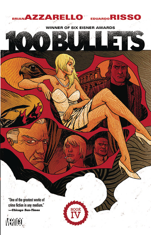 100 BULLETS TP BOOK BOOK 04 (MR)