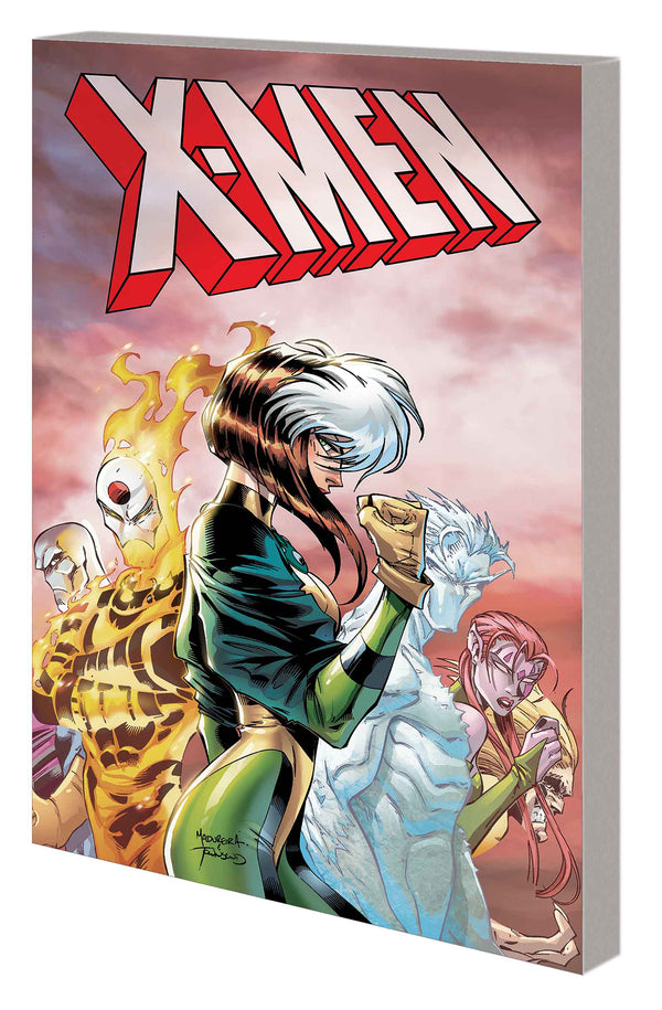 X-MEN AGE OF APOCALYPSE TP VOL 03 OMEGA