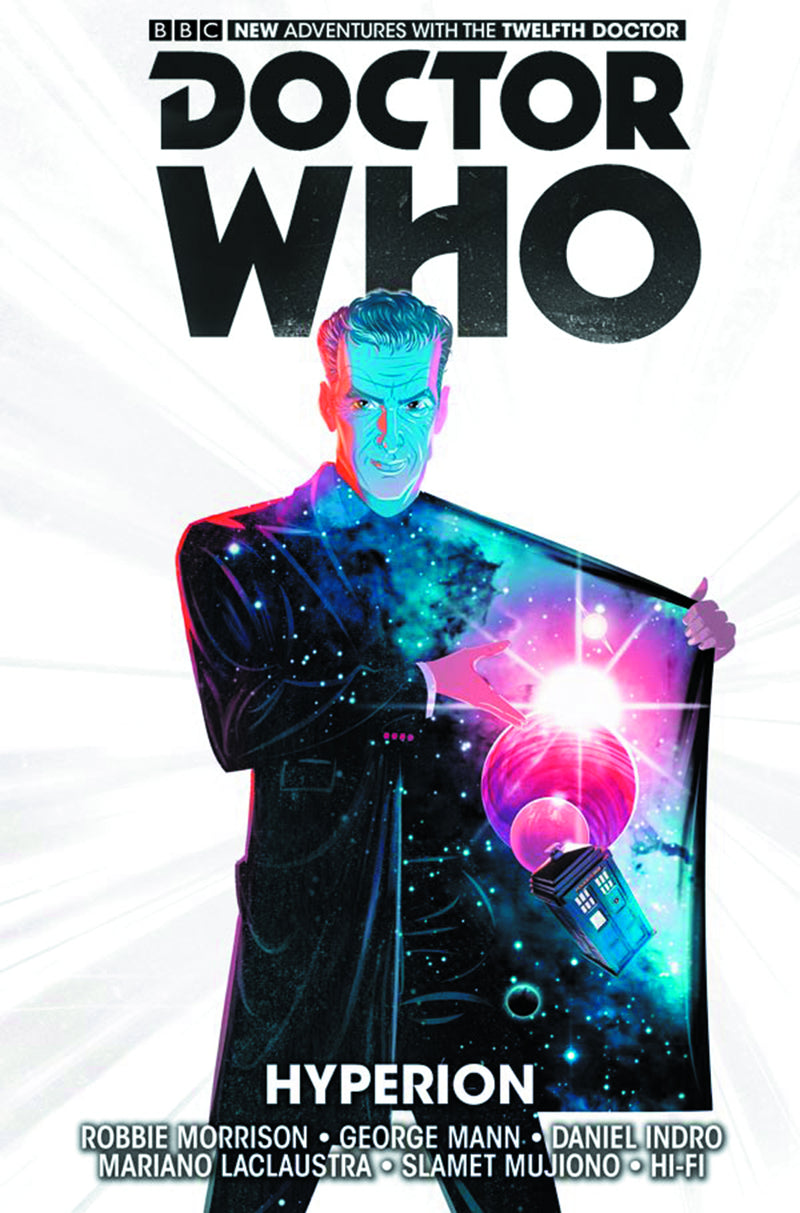 DOCTOR WHO 12TH HC VOL 03 HYPERION (C: 0-0-1)