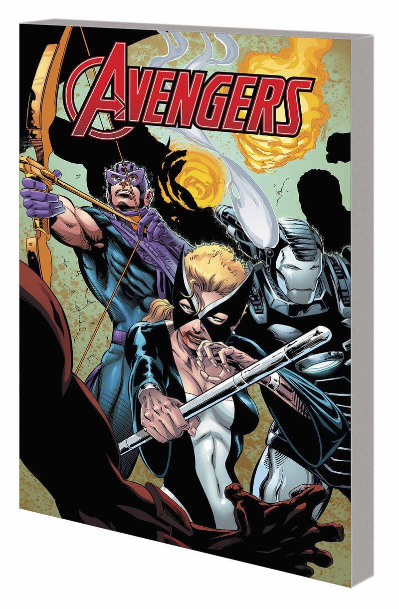 AVENGERS DEATH OF MOCKINGBIRD TP