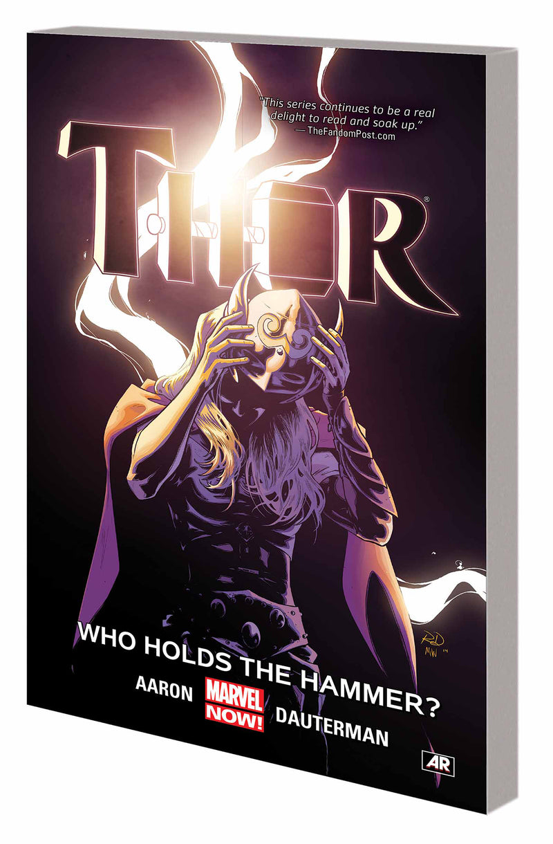 THOR TP VOL 02 WHO HOLDS HAMMER
