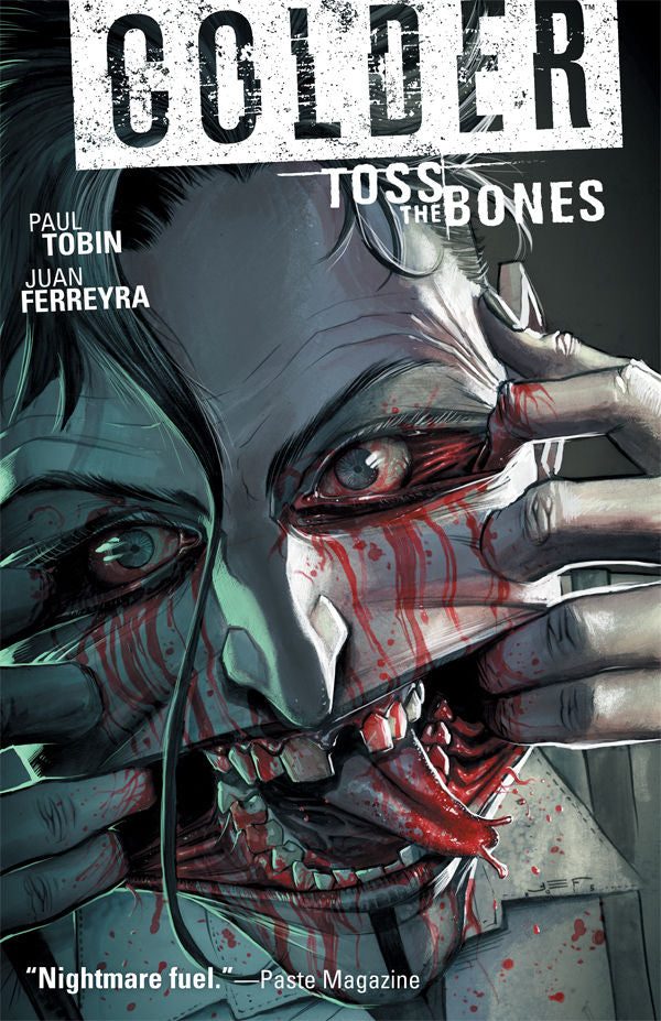COLDER TP VOL 03 TOSS THE BONES (C: 0-1-2)
