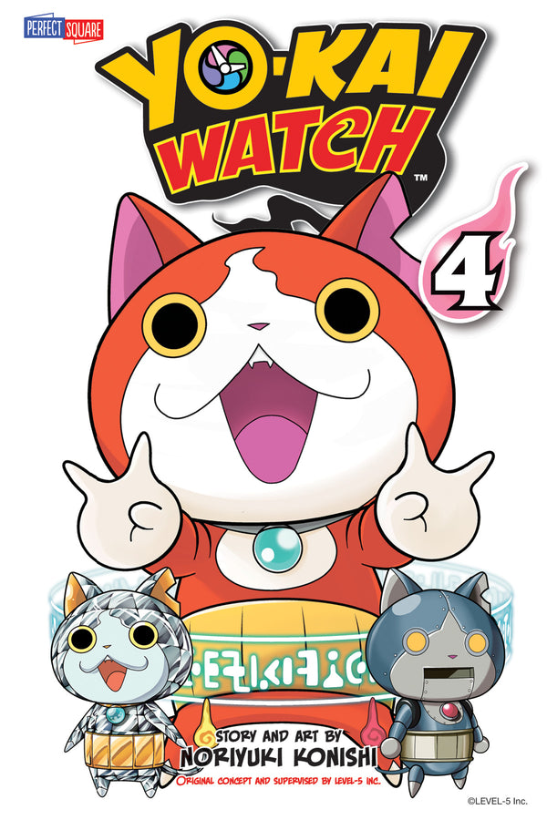 YO-KAI WATCH GN VOL 04 (C: 1-0-1)