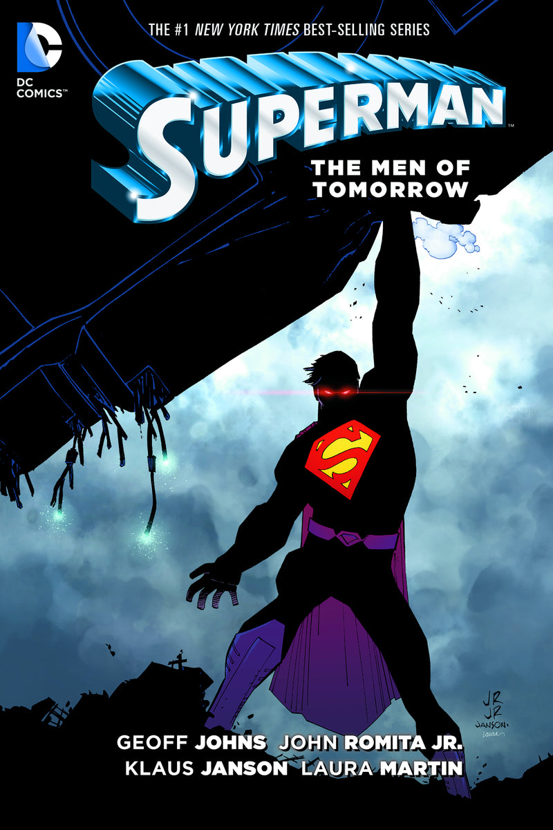 SUPERMAN THE MEN OF TOMORROW TP