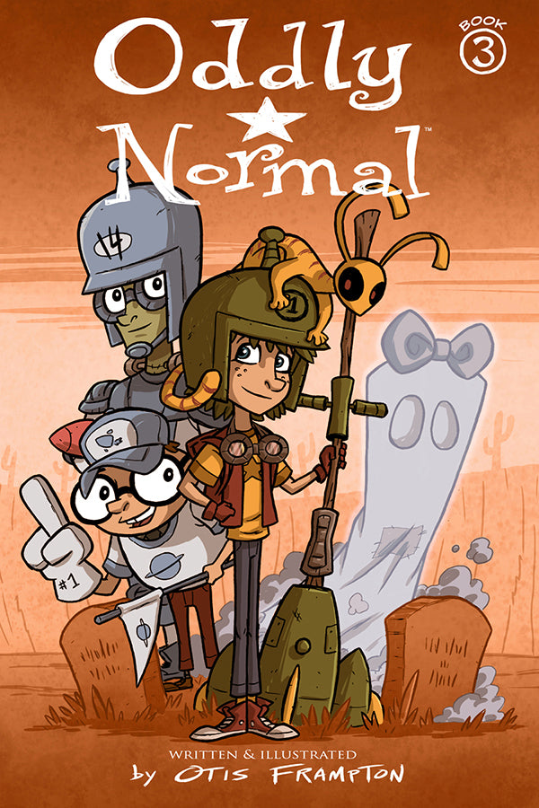 ODDLY NORMAL TP VOL 03