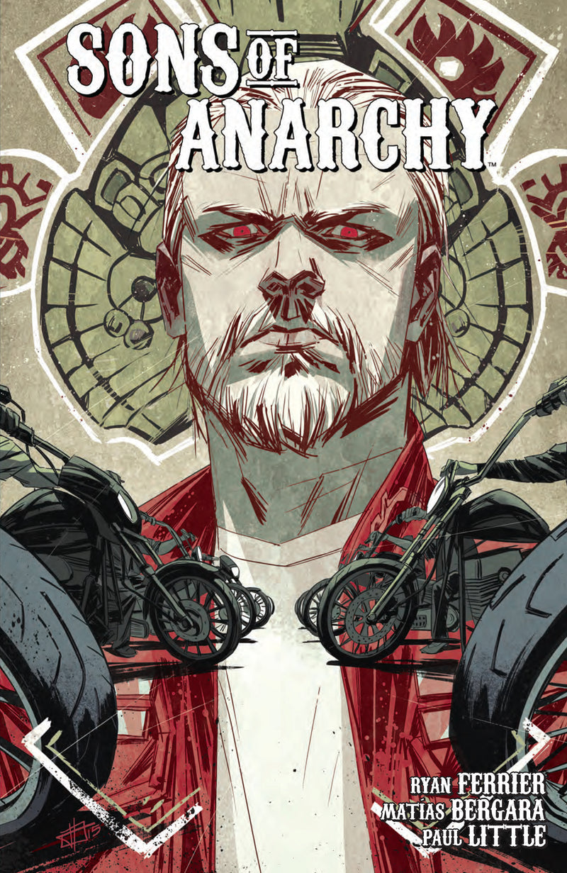 SONS OF ANARCHY TP VOL 05 O/A MR