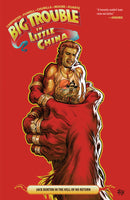 BIG TROUBLE IN LITTLE CHINA TP VOL 03 O/A