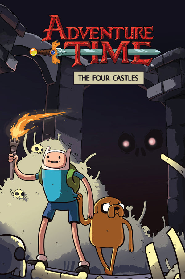 ADVENTURE TIME ORIGINAL GN VOL 07 FOUR CASTLES (C: 1-0-0)