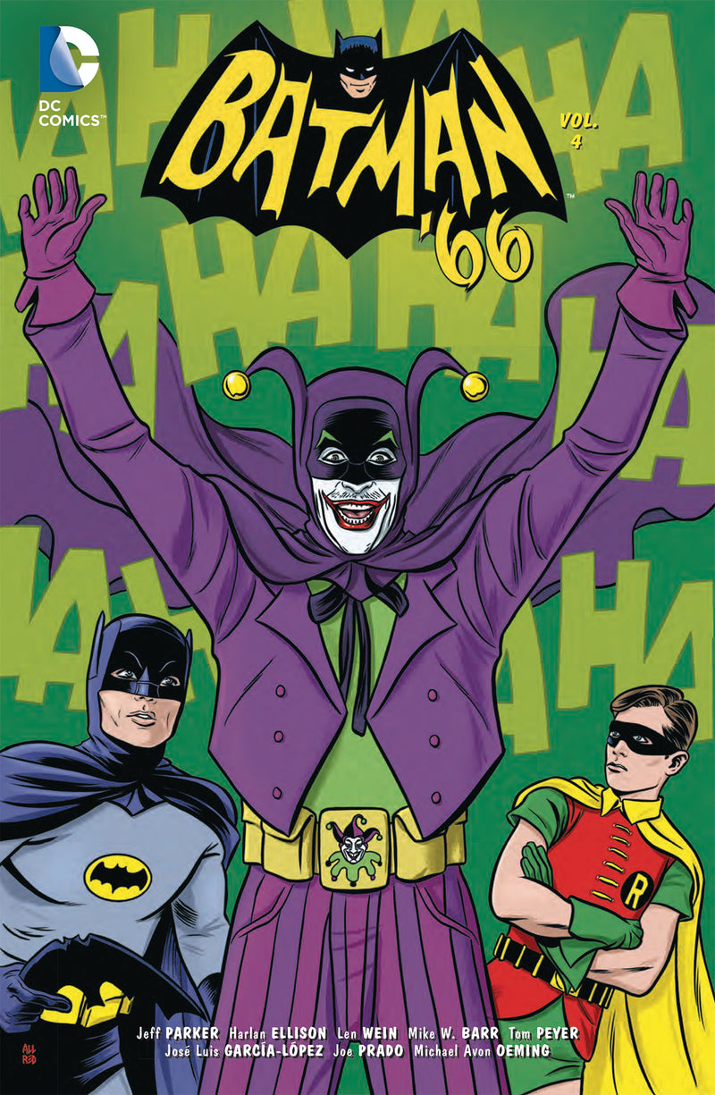 BATMAN 66 TP VOL 04
