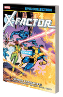 X-FACTOR EPIC COLLECTION TP GENESIS AND APOCALYPSE