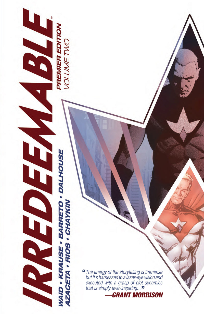 IRREDEEMABLE PREMIER EDITION HC VOL 02