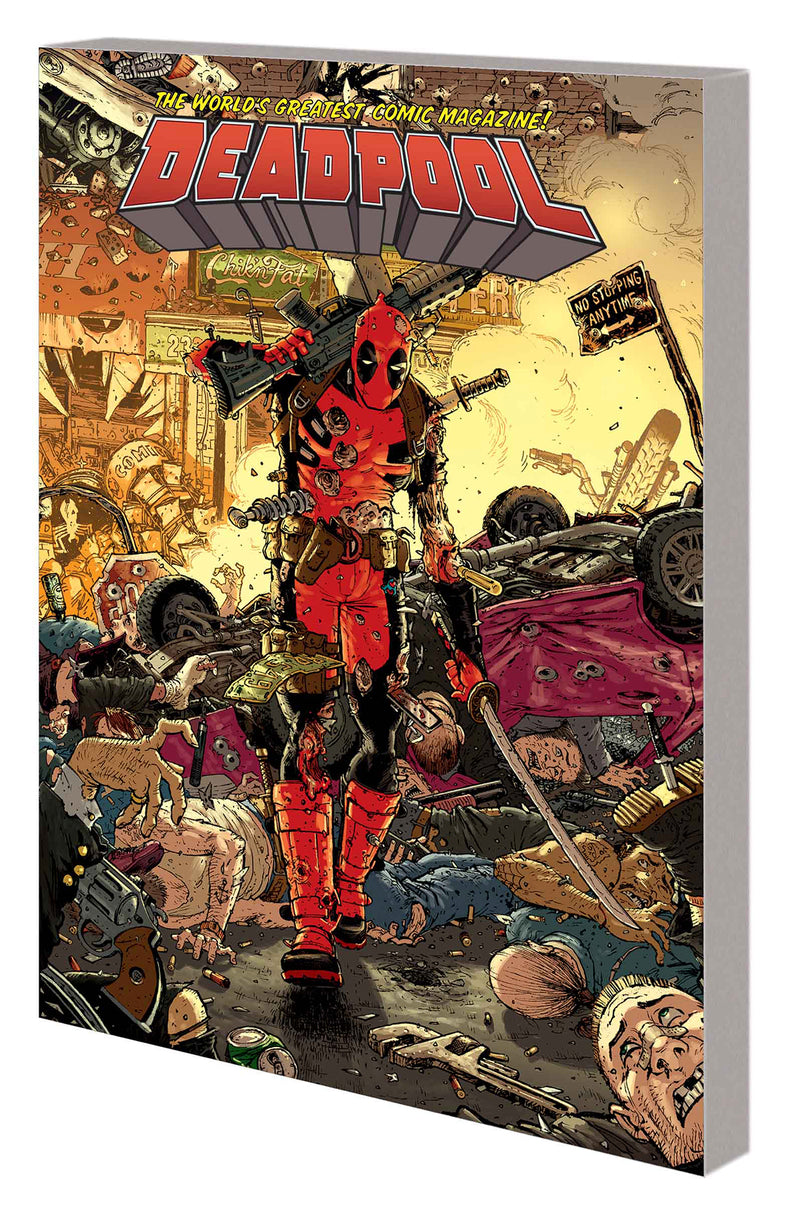 DEADPOOL WORLDS GREATEST TP VOL 02
