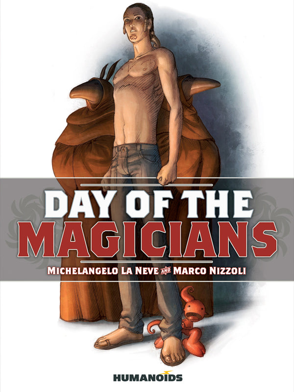 DAY OF THE MAGICIANS GN (MR) (C: 0-0-1)