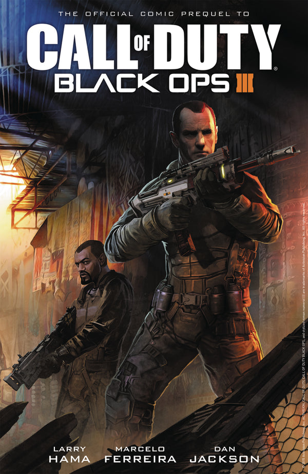 CALL OF DUTY BLACK OPS III TP (C: 0-1-2)