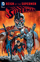 SUPERMAN REIGN OF THE SUPERMEN TP