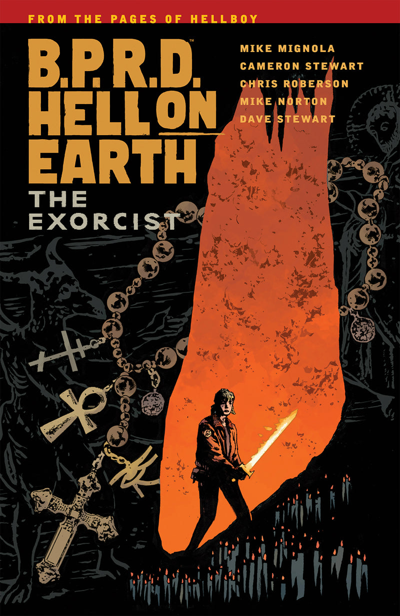 BPRD HELL ON EARTH TP VOL 14 THE EXORCIST (C: 0-1-2)