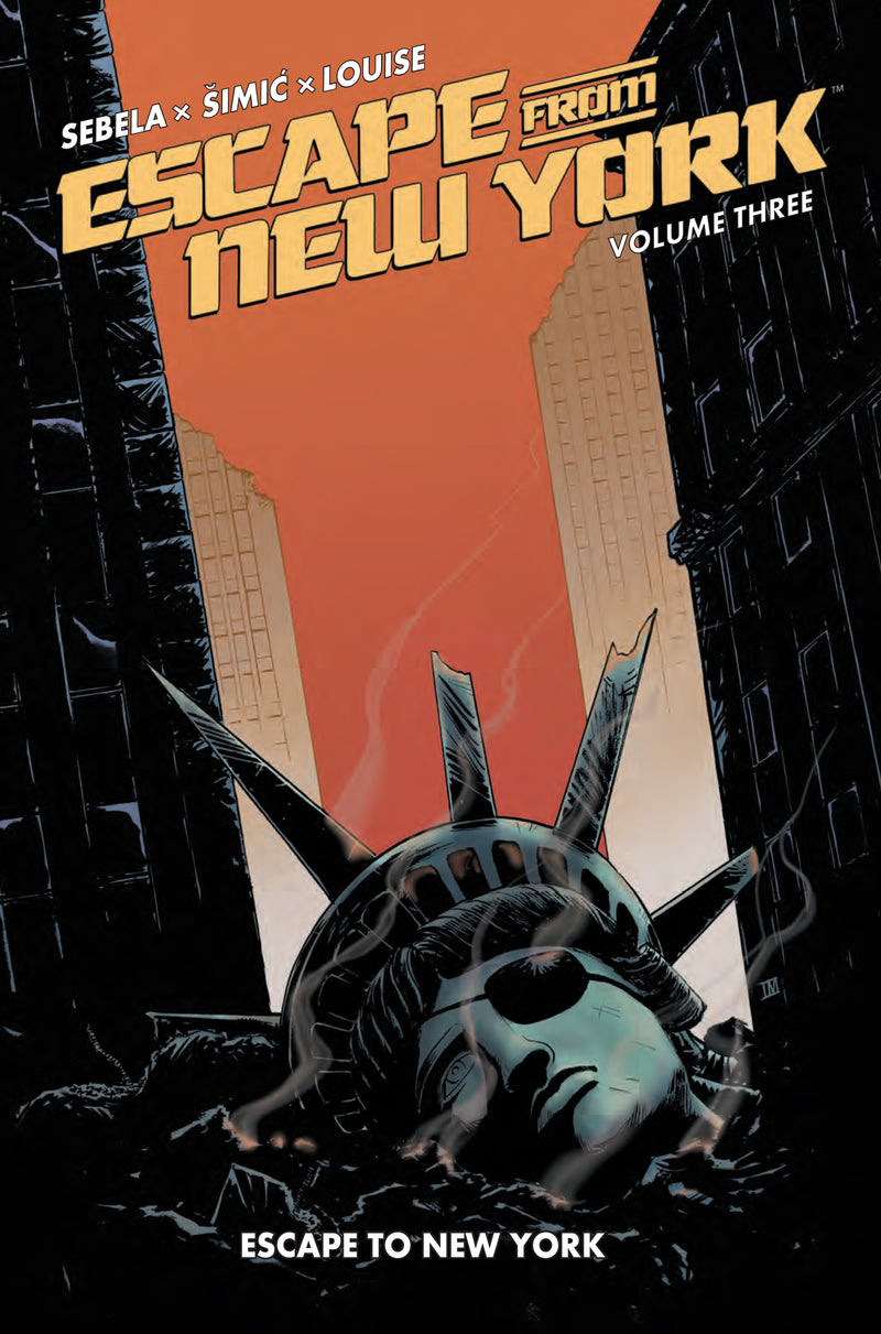 ESCAPE FROM NEW YORK TP VOL 03 (C: 0-1-2)