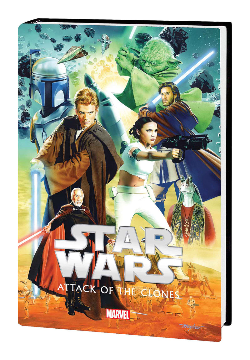 STAR WARS EPISODE II ATTACK OF CLONES HC