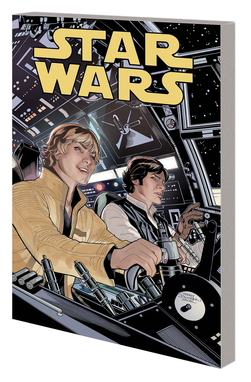 STAR WARS TP VOL 03 REBEL JAIL