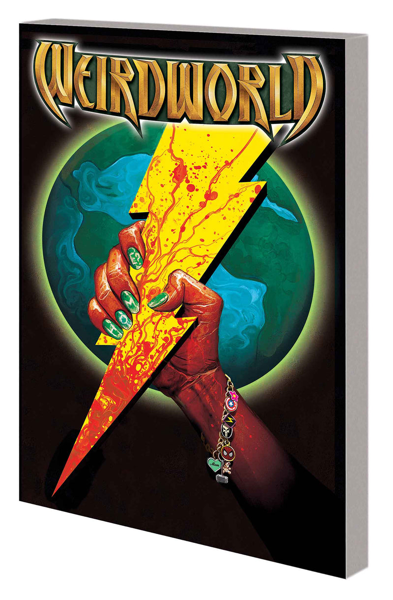 WEIRDWORLD TP VOL 01 WHERE LOST THINGS GO