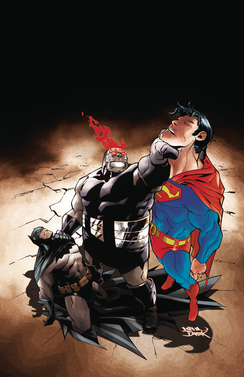 SUPERMAN BATMAN TP VOL 04