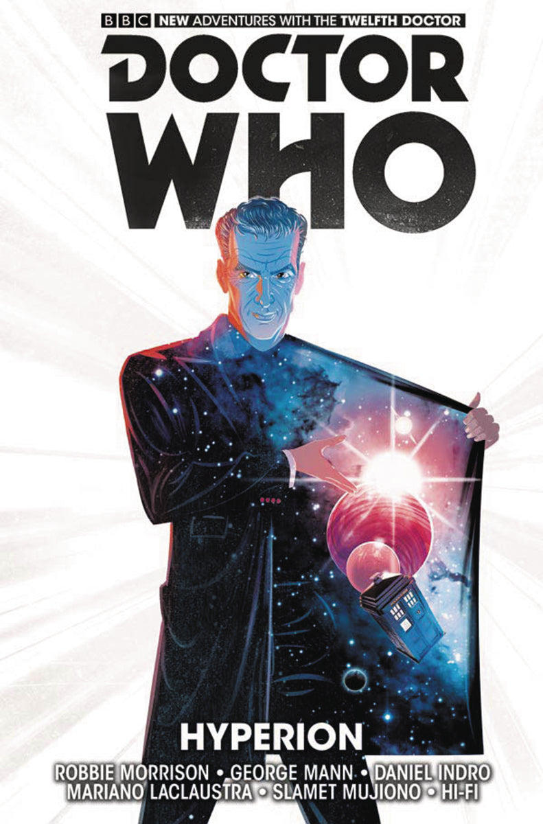 DOCTOR WHO 12TH TP VOL 03 HYPERION C 0-1-0