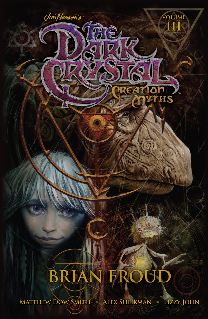 JIM HENSONS DARK CRYSTAL TP VOL 03 CREATION MYTHS C 0-1-2