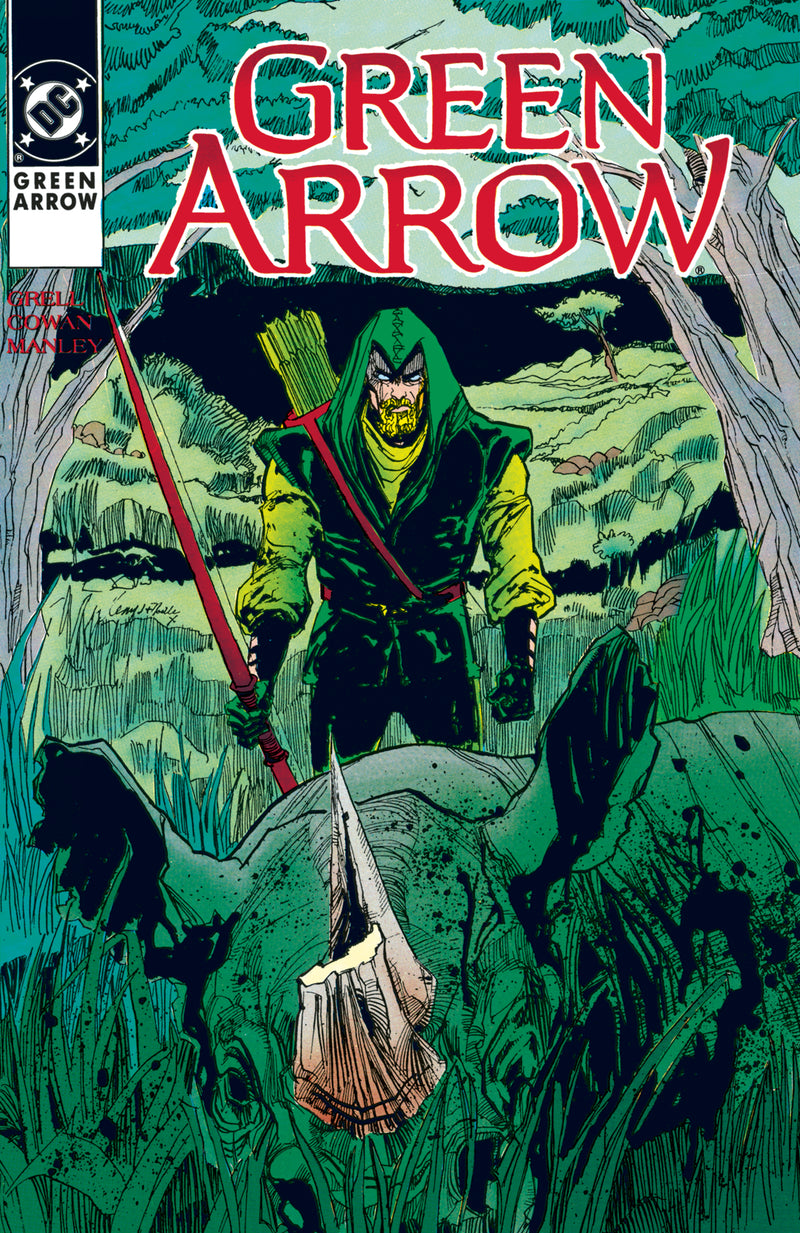 GREEN ARROW TP VOL 06 LAST ACTION HERO