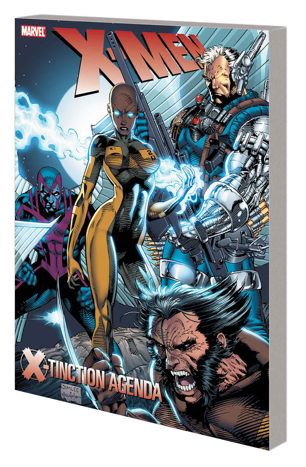 X-MEN X-TINCTION AGENDA TP NEW PTG