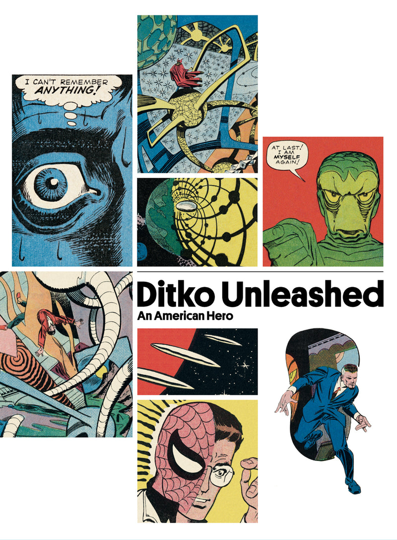 DITKO UNLEASHED HC