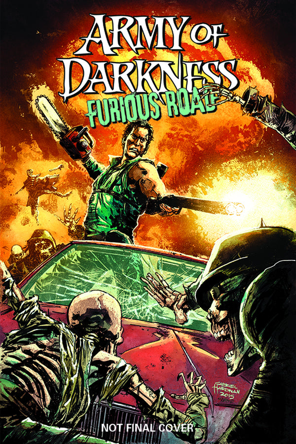 ARMY OF DARKNESS FURIOUS ROAD TP (C: 0-1-2)