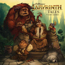 JIM HENSONS LABYRINTH TALES HC