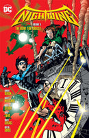 NIGHTWING TP VOL 05 THE HUNT FOR ORACLE
